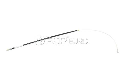 BMW Parking Brake Cable - Genuine BMW 34406769368