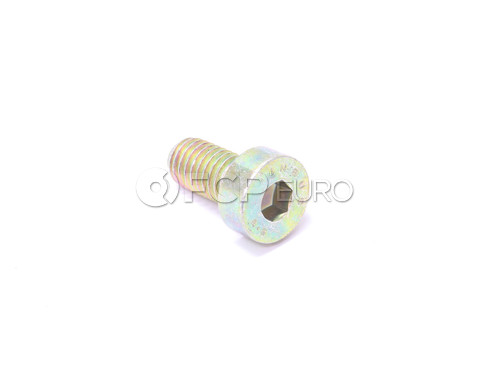BMW Fillister Head Screw (M6X12) - Genuine BMW 07119902626