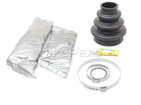BMW CV Joint Boot Kit Rear Left Outer - Genuine BMW 33217572448