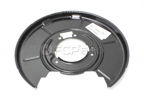 BMW Parking Brake Backing Plate - Genuine BMW 34211158991