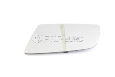 BMW Mirror Glass Heated Plane Left - Genuine BMW 51167251651