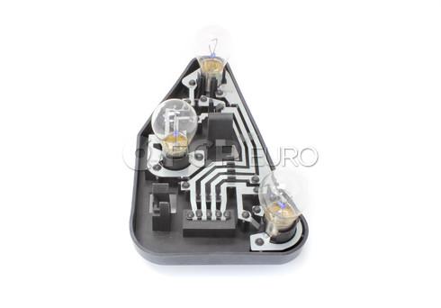 BMW Bulb Socket Right - Genuine BMW 63213418438