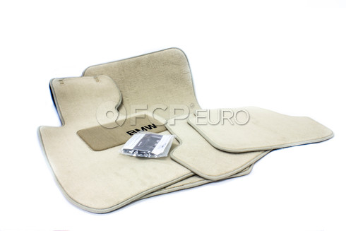 BMW Floor Mat Set (E93) - Genuine BMW 82112293539