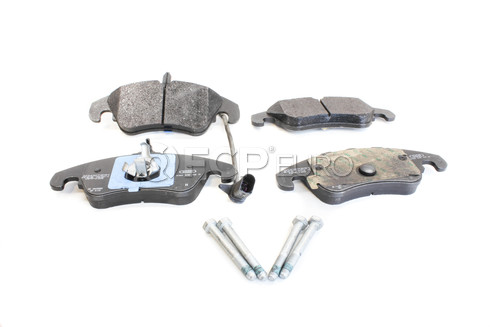 Audi Disc Brake Pad - Genuine VW Audi 4G0698151AA