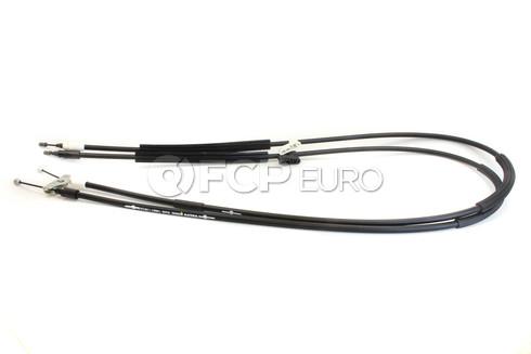 Volvo Parking Brake Cable Rear (C30 C70 S40 V50) - Genuine Volvo 31362965