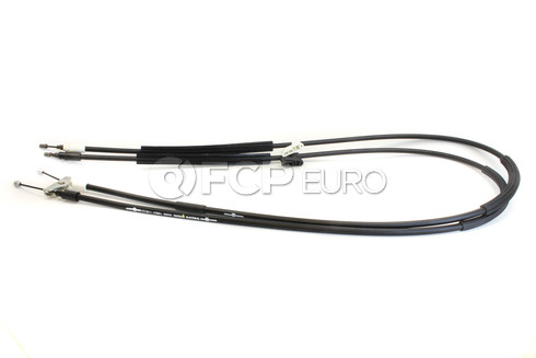 Volvo Parking Brake Cable - Genuine Volvo 31362965