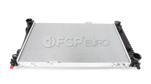 Mercedes Radiator (CLK550) - Genuine Mercedes 2035002003