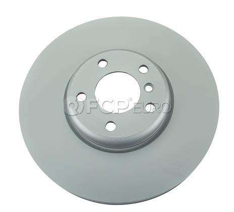 BMW Brake Disc (550i 650i) - Zimmerman 34116785669