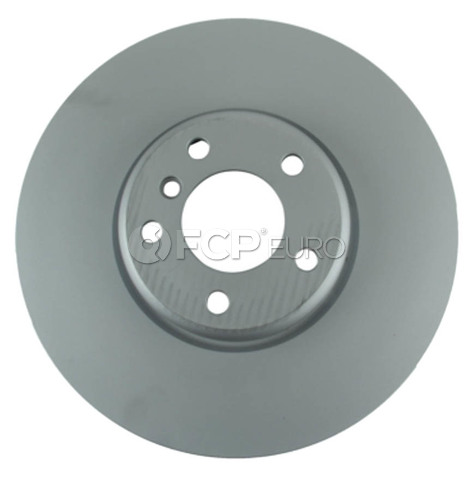 BMW Brake Disc - Zimmerman 34116785670