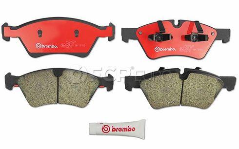 Mercedes Brake Pad Set - Brembo 1644200220