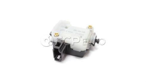 VW Trunk Lock Actuator Motor Rear (Beetle Jetta Passat Touareg) - Genuine VW Audi 7L6959781