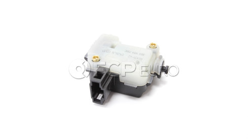 VW Trunk Lock Actuator Motor Rear (Beetle Jetta Passat Touareg) - Genuine VW Audi 7L6959781