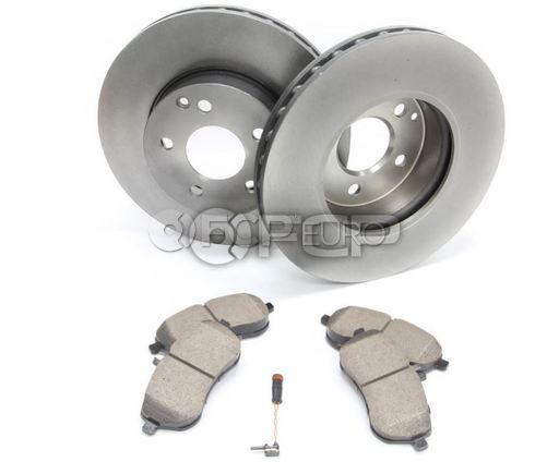 Mercedes Brake Kit - Brembo 516347