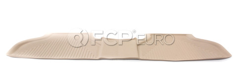 BMW All Weather Floor Liners Rear - Beige (E70 Lci X5) - Genuine BMW 82112211587