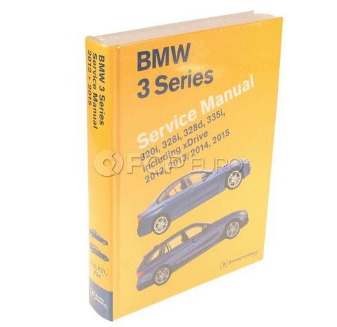 BMW Repair Manual - Bentley B315