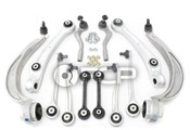 Audi VW Control Arm Kit - Meyle 516429
