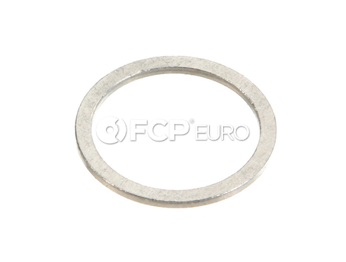 Porsche Engine Oil Drain Plug Gasket (911) - Genuine Porsche 90012301120