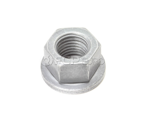 BMW Hex Nut (M12X15Znniv Si) - Genuine BMW 07129904866