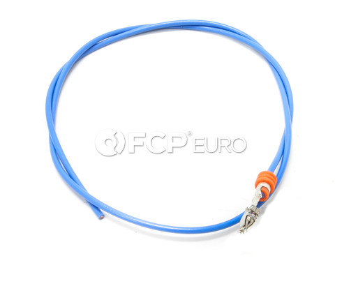BMW Double Flat Spring Contact - Genuine BMW 61130009633