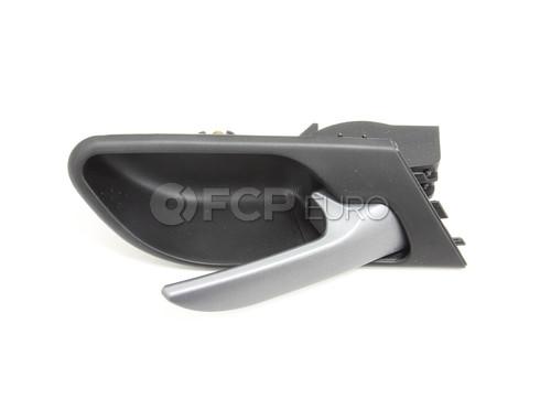 BMW Door Handle Inner Right (Graphite Met) - Genuine BMW 51417122198