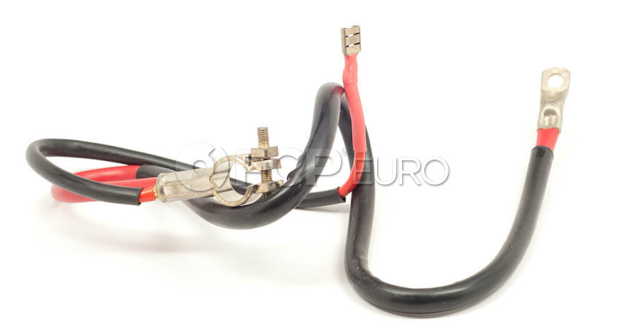 Volvo Battery Cable Positive - MTC 3544054