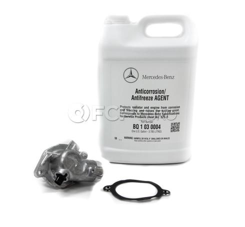 Mercedes Thermostat Kit (M273) - Borg Warner / Wahler 516480