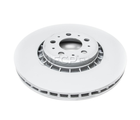 Volvo Brake Disc - Zimmermann 30657301
