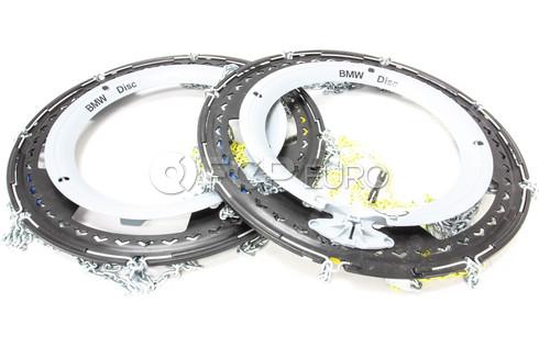 BMW Snow Chain System Rud-Matic Disc - Genuine BMW 36110399077
