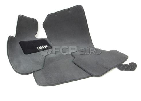 BMW Floor Mat Set (E93) - Genuine BMW 82112293537