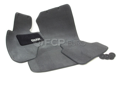 BMW Floor Mat Set (E93) - Genuine BMW 82112293537