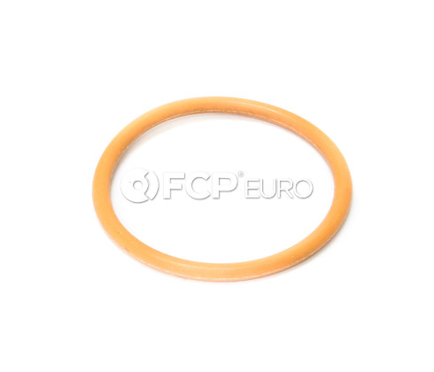 Mercedes Engine Coolant Outlet Gasket (CLK550 CLS550 E550) - Genuine Mercedes 0139972745