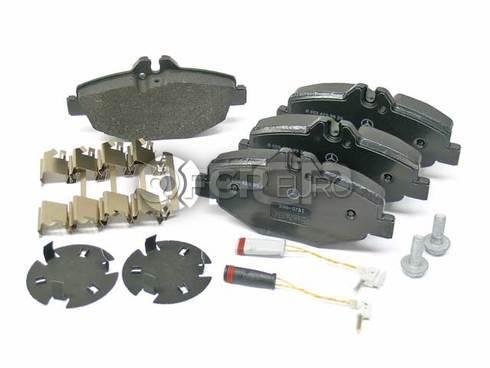 Mercedes Brake Pad Set (E320) - Genuine Mercedes 004420872041
