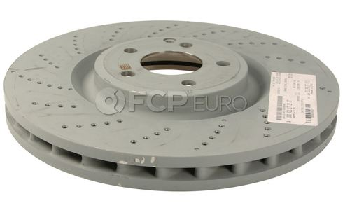 Mercedes Disc Brake - Genuine Mercedes 000421171207