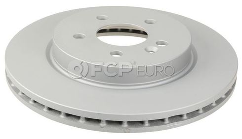 Mercedes Brake Disc - Zimmermann 1634210412