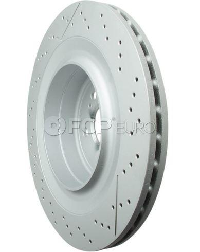 Mercedes Disc Brake - Zimmermann 2124230412