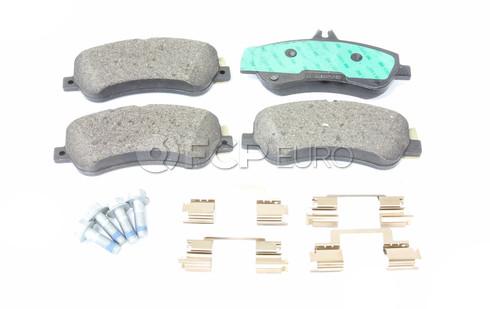 Mercedes Disc Brake Pad Front (GLK350) - Genuine Mercedes 0074206620