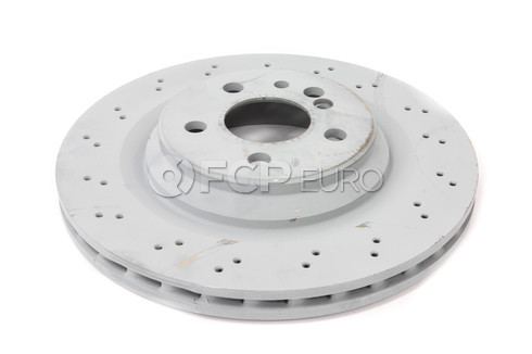 Mercedes Disc Brake  Rear (CL55 AMG S55 AMG) - Genuine Mercedes 220423091264