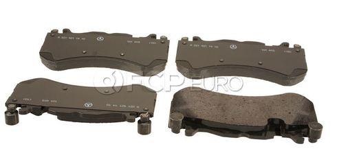 Mercedes Disc Brake Pad Front (SL600) - Genuine Mercedes 005420662041