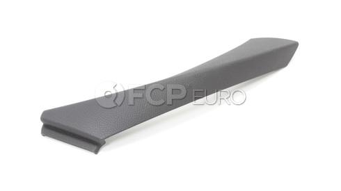 BMW Clasp Inside Door Handle Left (Black) - Genuine BMW 51416971289