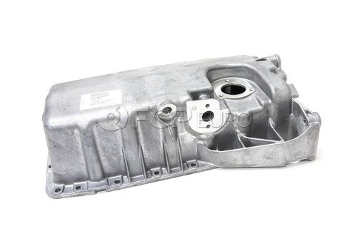 Audi VW Engine Oil Pan - Genuine VW Audi 038103603M