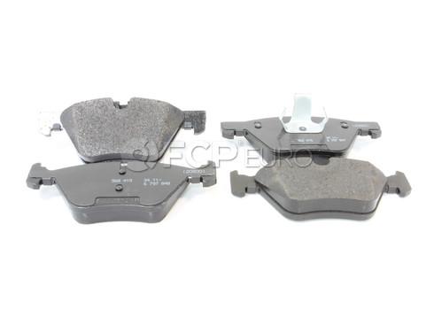 BMW Brake Pad Set - Genuine BMW 34116797858