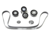 BMW Accessory Drive Belt Kit - 11287628652KT