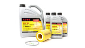 BMW Oil Change Kit - ROWE/Mann 11427512300KT4