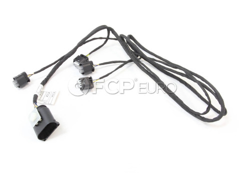 BMW Set Of Cables Front Bumper - Genuine BMW 61126928362