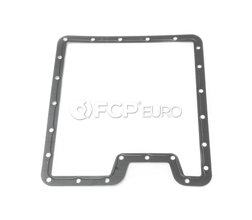BMW Engine Oil Pan Gasket Lower (X5) - Genuine BMW 11137500261