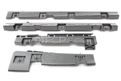 BMW Set Holding Strips Right - Genuine BMW 51777224456