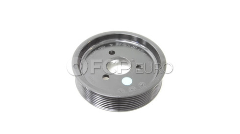 BMW Power Steering Pump Pulley - Genuine BMW 32421406769