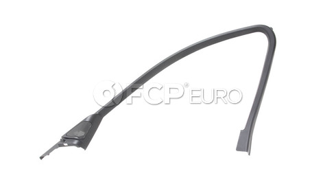 BMW Cover Window Frame Door Front Right - Genuine BMW 51337171202
