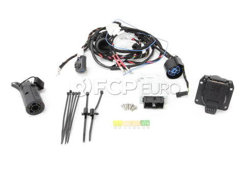 BMW Trailer Wiring Harness Genuine BMW 71602156526 FCP
