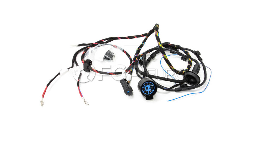 BMW Trailer Wiring Harness - Genuine BMW 71602156526 on